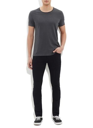 Mavi Jean Pantolon | James - Super Skinny Siyah